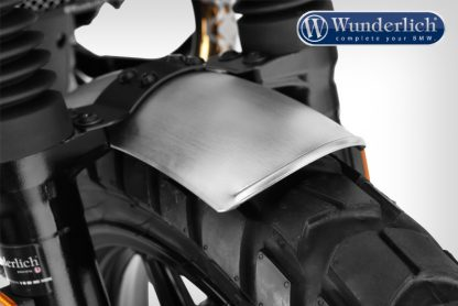 Wunderlich Classic front mudguard R nineT – low – brushed