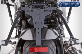 Wunderlich tail section S1000 XR without tail light preparations – without taillight – black