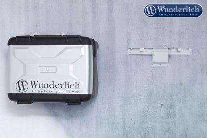 Wunderlich Luggage wall bracket system R 1200/1250 GS LC – silver