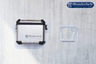 Wunderlich Luggage wall bracket system R1200 GS Adv.  silver