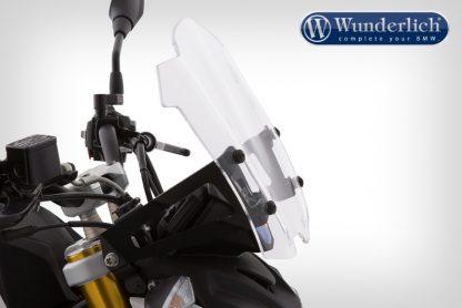 """Wunderlich windscreen """"Sport"""" G310 R – clear"""