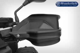 Wunderlich Hand guard extension ERGO – black