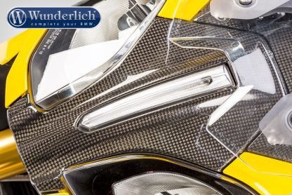 Upper middle cowl R1200 RS LC – carbon
