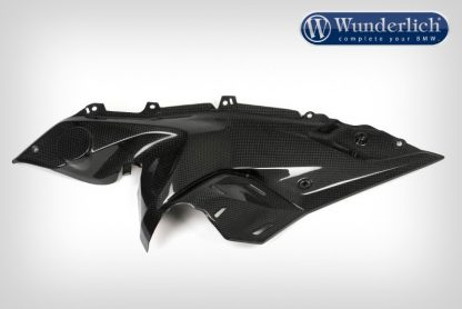Side cover for lower tank R1200 RS LC – left – carbon
