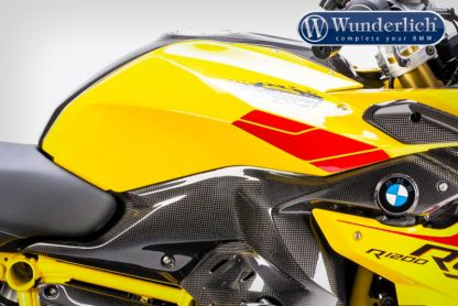 Side cover for lower tank R1200 RS LC – right – carbon