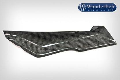 Cover for lower cowl design left R1200 RS LC – carbon