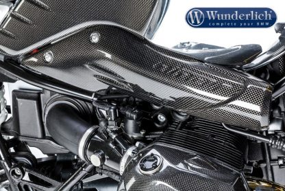 Wind channel cover R nineT – carbon
