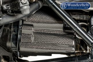 Starting motor cover R nineT carbon – carbon
