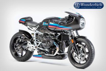 Cladding support oil cooler R nineT Racer 2017 – carbon