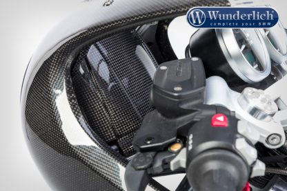 Headlight cladding R nineT Racer – carbon