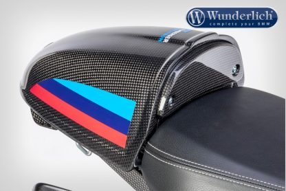 Pillion seat replacement with brackets R nineT Racer 2017 – carbon