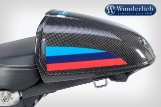 Pillion seat cladding without bracket R nineT Racer 2017 – carbon