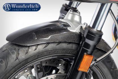 Front fender R nineT Racer 2017 – front – carbon