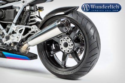Exhuast pipe end cap R nineT Racer 2017 – carbon
