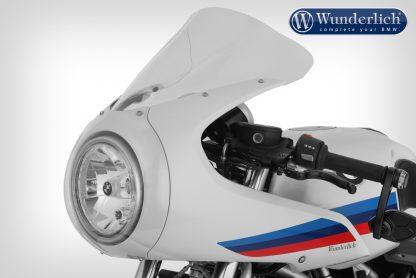 Wunderlich headlight cover TT – clear