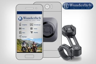 SP-Connect smartphone holder Moto Bundle – Universal