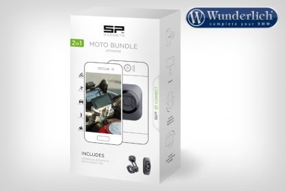 SP-Connect smartphone holder Moto Bundle – Universal