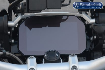 Tempered Glass Dashboard Screen Protector for Connectivity Display