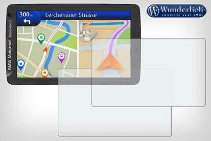 Wunderlich Display film for BMW Navigator V