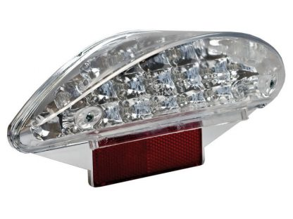 LED clear rear light