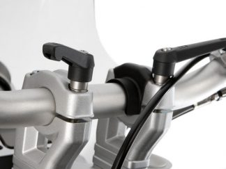 Quick release clamp bolt for 40 mm handlebar riser