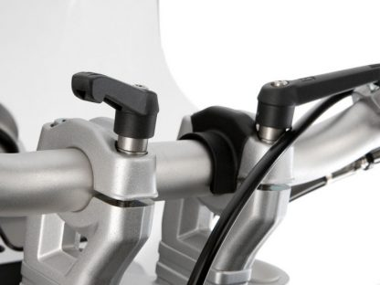 Quick release clamp bolt for 40 mm handlebar riser