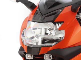 Front fairing cover set – carbon