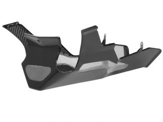 Belly pan- Carbon