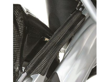 Brake line cover – carbon