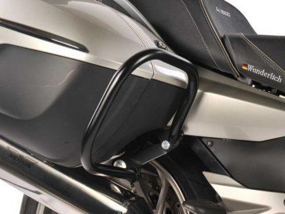 Case protection bar – black