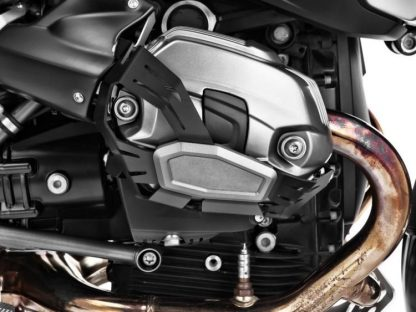 Valve cover & cyl protection set – black