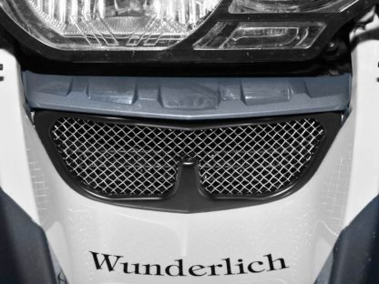 Wunderlich Oil cooler grills – black