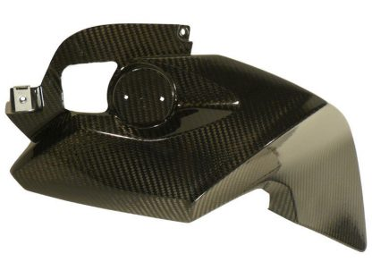 Frame covers – left carbon