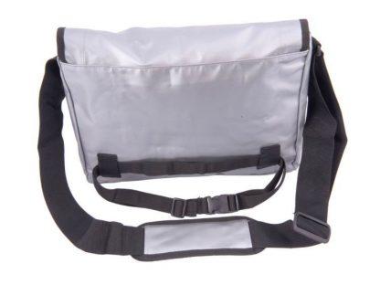 RR Power shoulder bag – silver