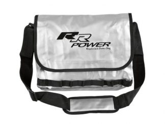 RR Power shoulder bag – silver